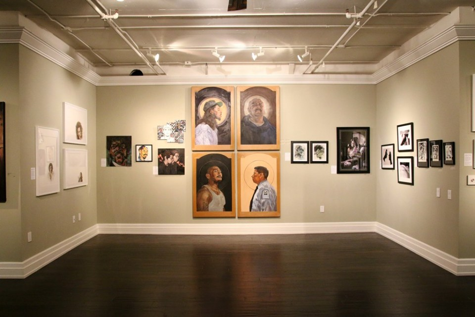 The exhibition featured 60 alumni artists, and was planned by a committee of Ryman Arts Alumni. The artwork featured in the exhibition showcases the raw and inspiring talent of both seasoned and emerging artists, all of who received their foundational training at Ryman Arts.