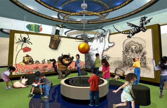 american-writers-museum-childrens-gallery