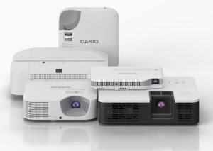 Casio's 2016 projector lineup