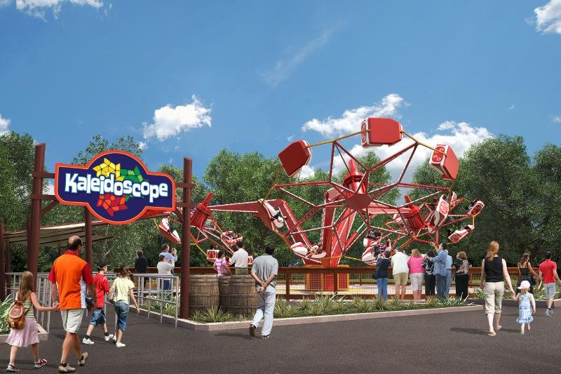 Cedar Fair Kaleidoscope-Image