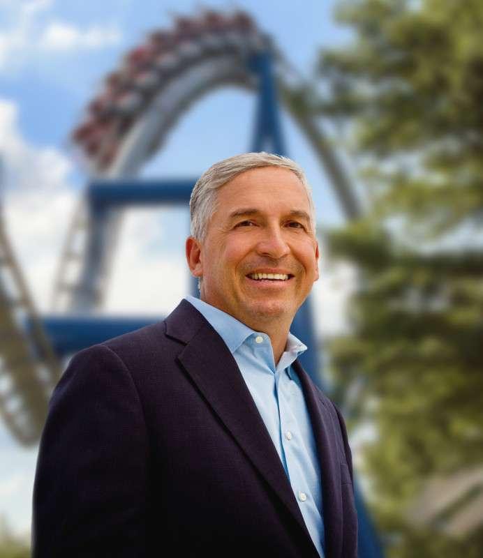 Cedar Fair CEO Matt Ouimet to step down in January