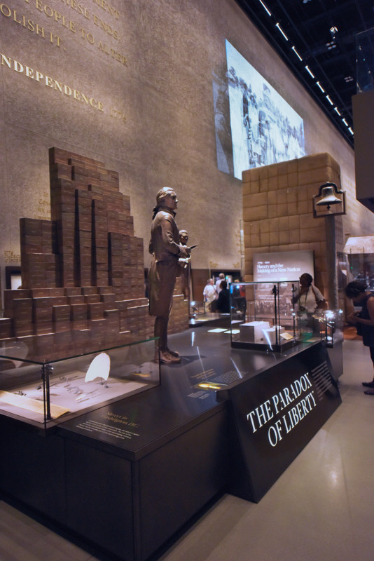 Inpark Magazine Nmaahc Tracing The Long Arc Of History