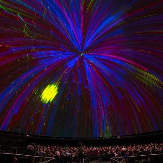 InPark Magazine – AMNH launches pioneering planetarium