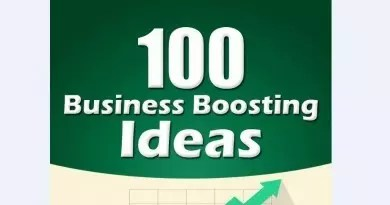 business boosting ideas