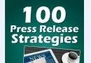 100 Press Release Strategies for Success
