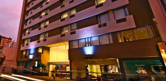 Casa Andina Select Miraflores Hotel In Peru Hotels