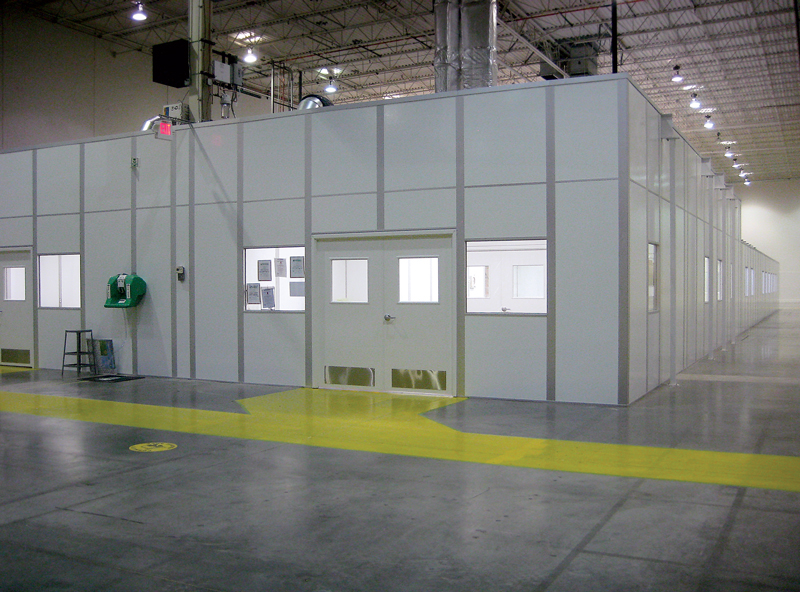 Specialist assist w Clean Room Classifications  Cleanroom Wall Systems