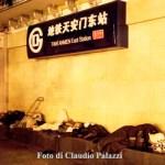 Cina: comunicazione di facciata. Photo Claudio Palazzi