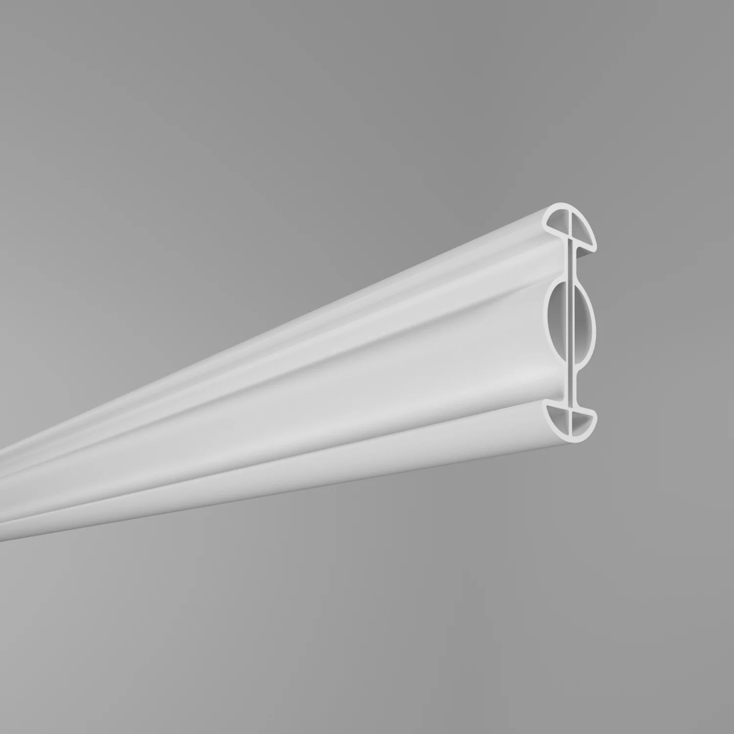 bendable cubicle curtain track