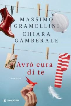 "Copertina ""Avrò cura di te"" di  Massimo Gramellini e Chiara Gamberale"