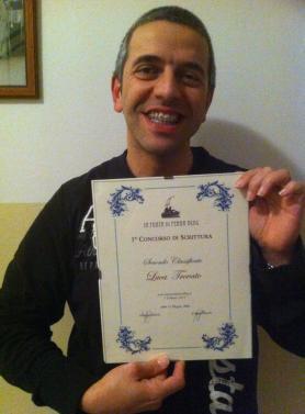 Luca Trovato - 2° Classificato