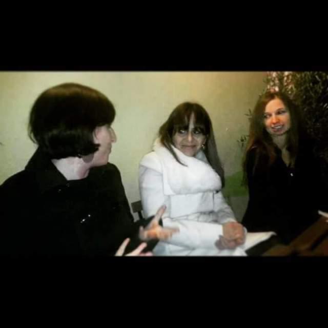 Intervista a Titti Federico
