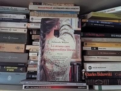 Lo strano caso dell'apprendista libraia – Deborah Meyler