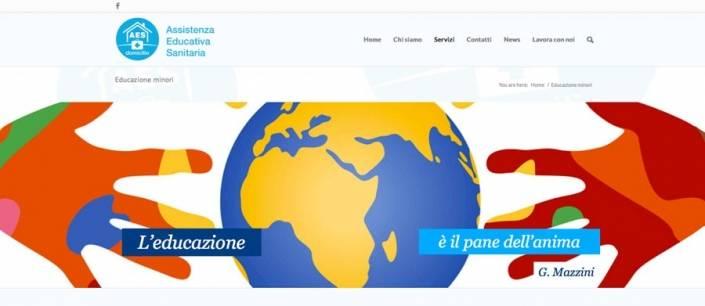Siti web per servizi e professionisti