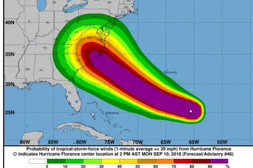 small resolution of as hurricane florence tracks toward east coast philadelphia should take a deep breath
