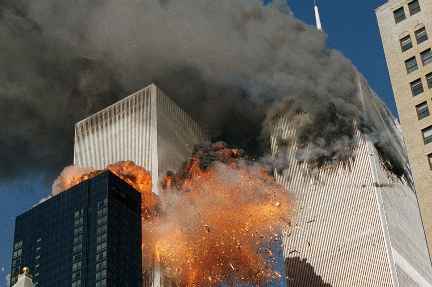 Archive: Anonymous villains and civilian targets add to 9/11 evil