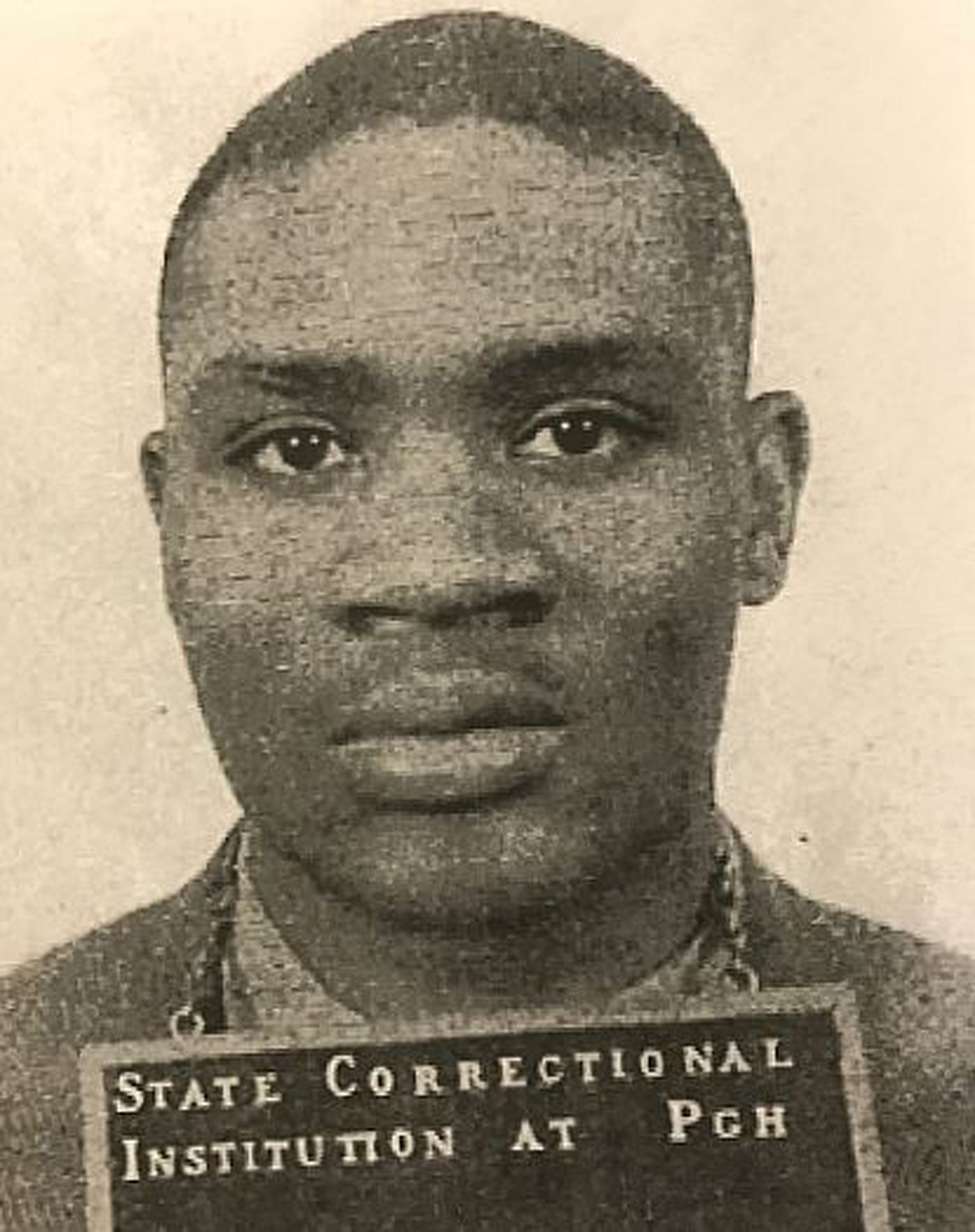 Joseph Ligon is seen in an undated prison photo from State Correctional Institution Pittsburgh.