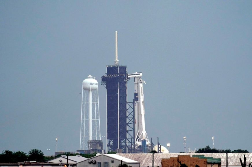 NASA SpaceX launch: Time, how to watch and stream manned ...