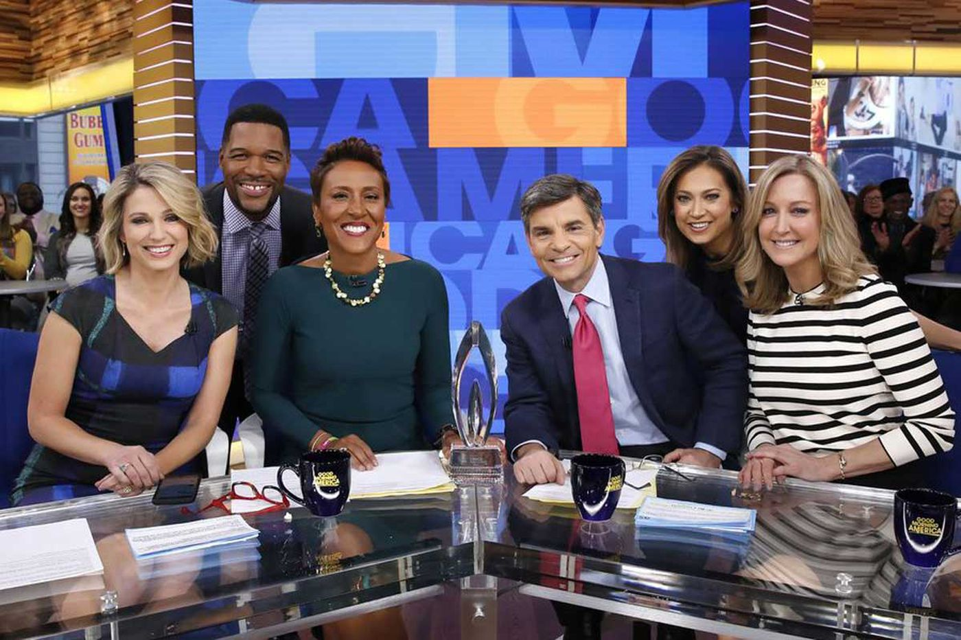 good morning america broadcasting