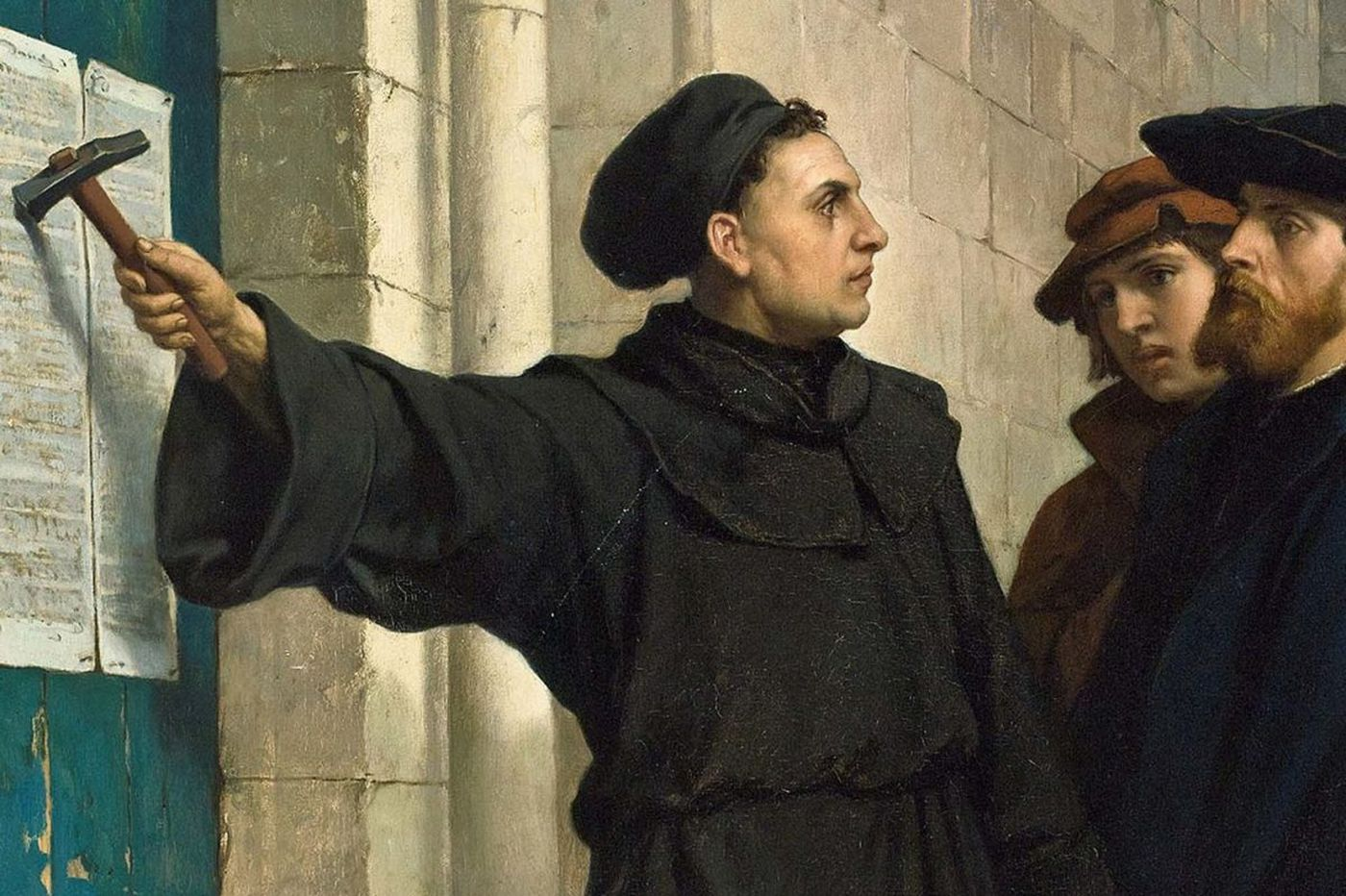500 Years After Protestant Reformation Remembering Martin