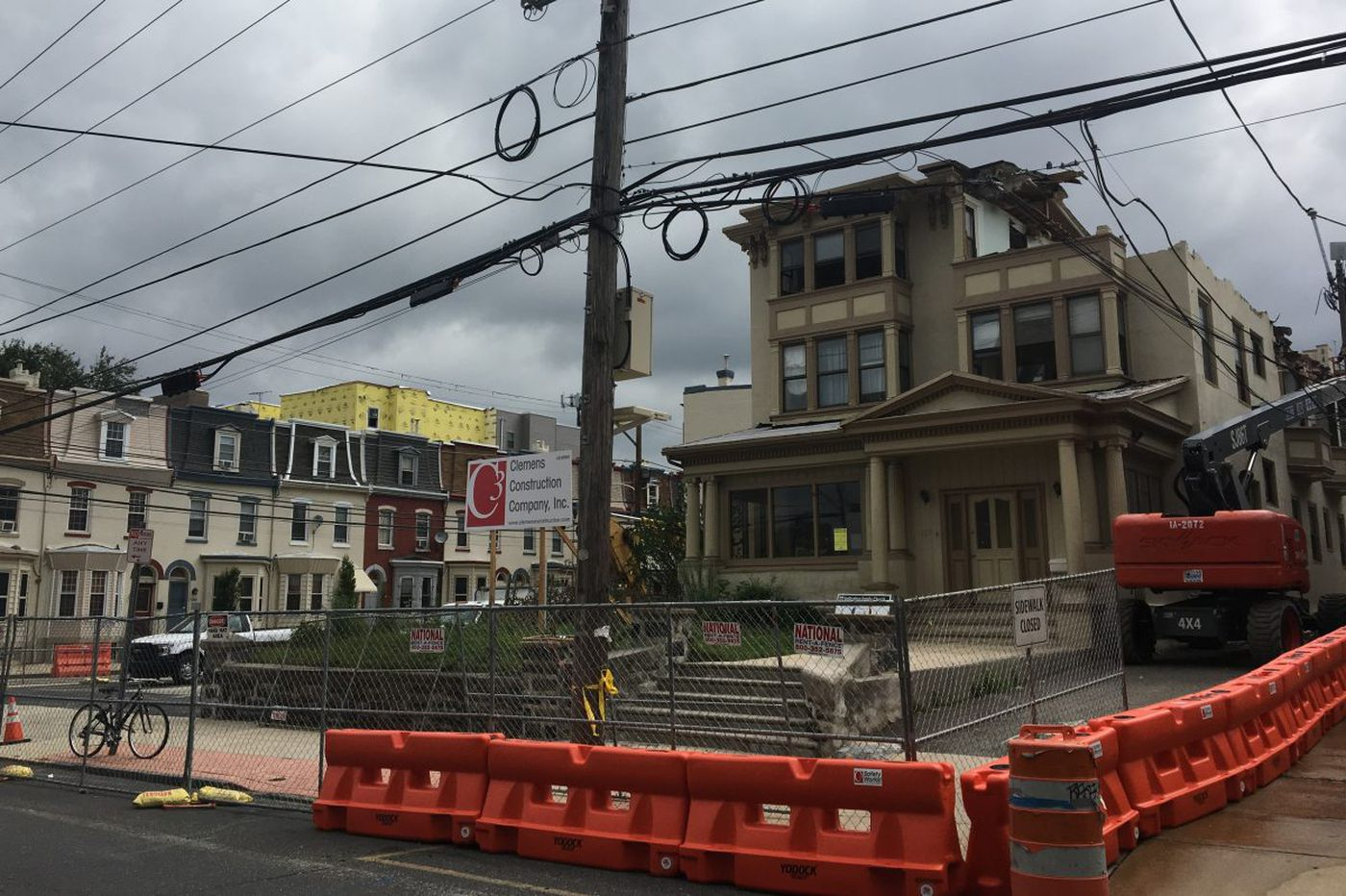 In West Philly A Jewelers Row Style Preservation Debacle On A Neighborhood Scale