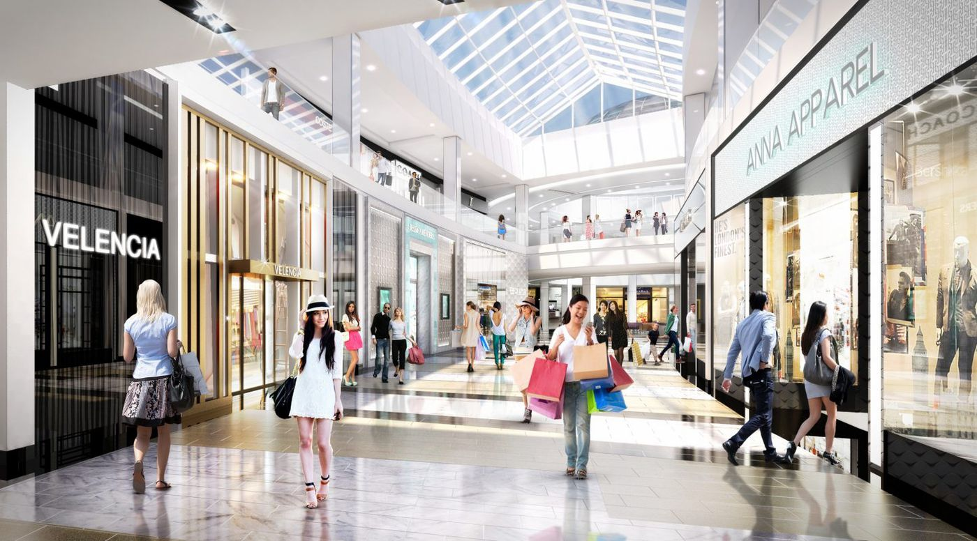 king of prussia mall owner to invest