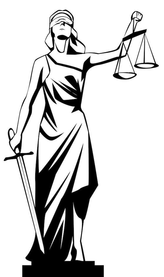 The Visual Rhetoric of Lady Justice: Understanding