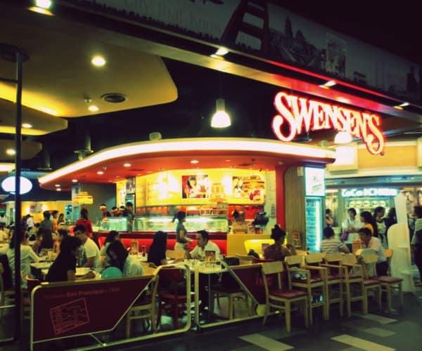 Swensens Bangkok