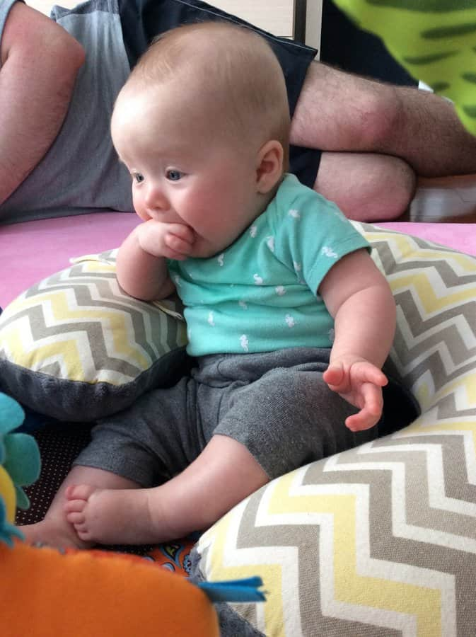 Clara_6 Months.