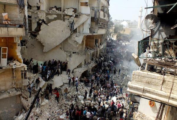 syrian civil war - 1-15