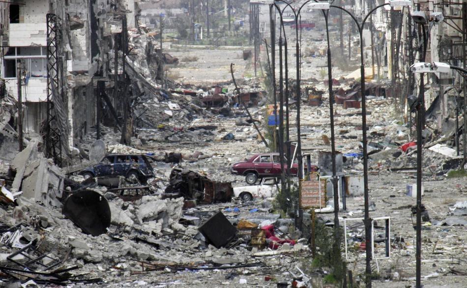 syrian civil war - 1-23