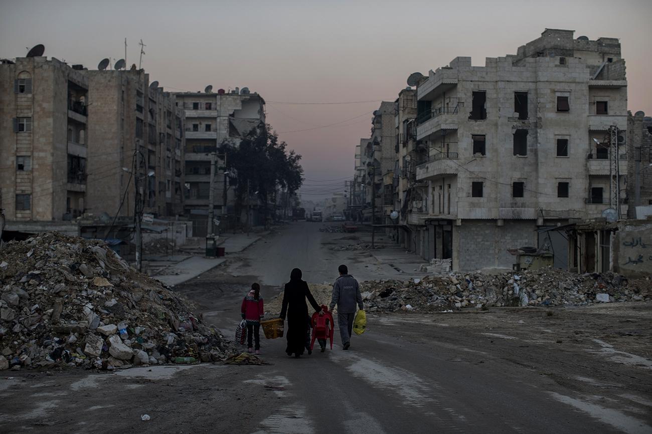 syrian civil war - 1-27