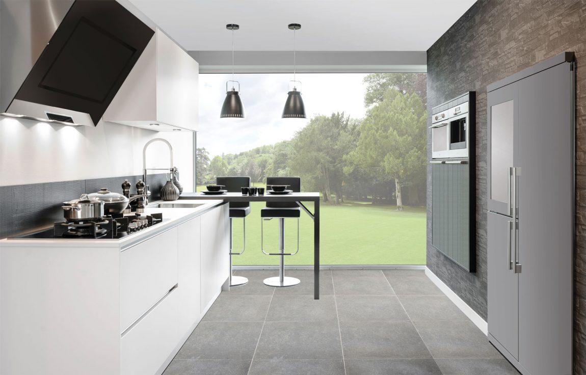 Moderne Nederlandse design keukens  Inrichtinghuiscom