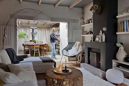 Gezellige woonkamer van Ineke Visser  Inrichtinghuiscom