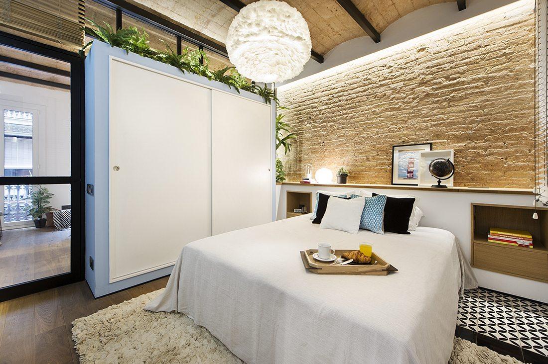 Mooi appartement met een strand thema  Inrichtinghuiscom