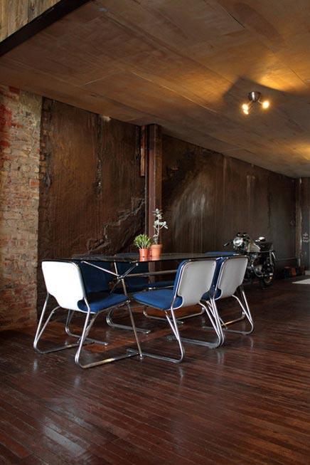 Industrile interieur inrichting van Philip  Leona