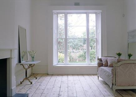 Inrichting van een Victoriaanse huis in Londen