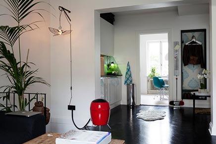 Jaren 30 woonkamer uit Zweden  Inrichtinghuiscom
