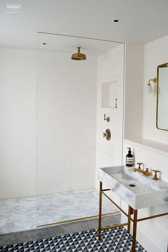 5 Elementen voor een luxe douche  Inrichtinghuiscom