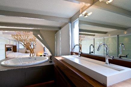 Luxus Schlafzimmer auf der Keizersgracht  Wohnideen einrichten