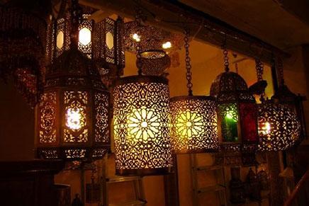 Marokkaanse lampen in huis  Inrichtinghuiscom