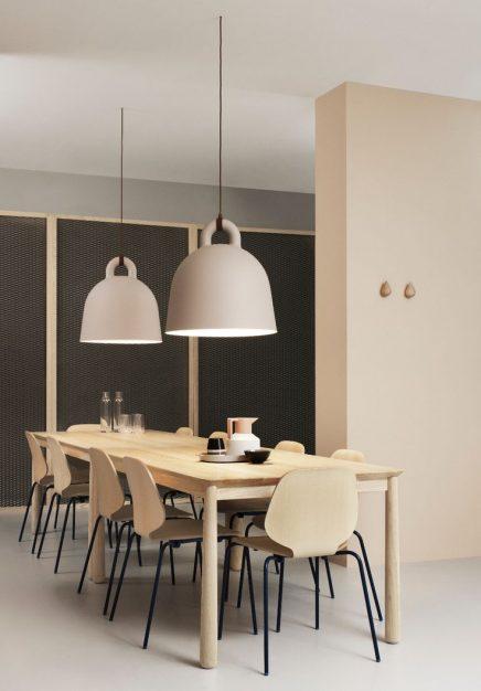 Normann Copenhagen Bell lamp  Inrichtinghuiscom