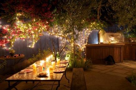 Outdoor keuken in West Hollywood  Inrichtinghuiscom