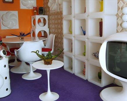 Retro interieur ideen  Inrichtinghuiscom