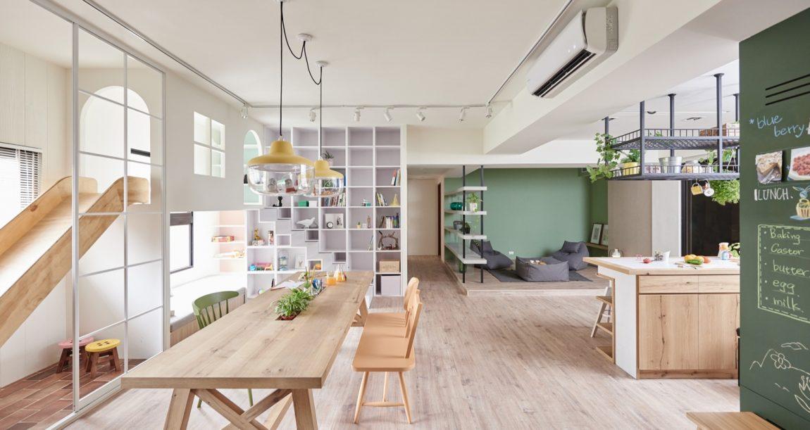 Super kindvriendelijk appartement  Inrichtinghuiscom