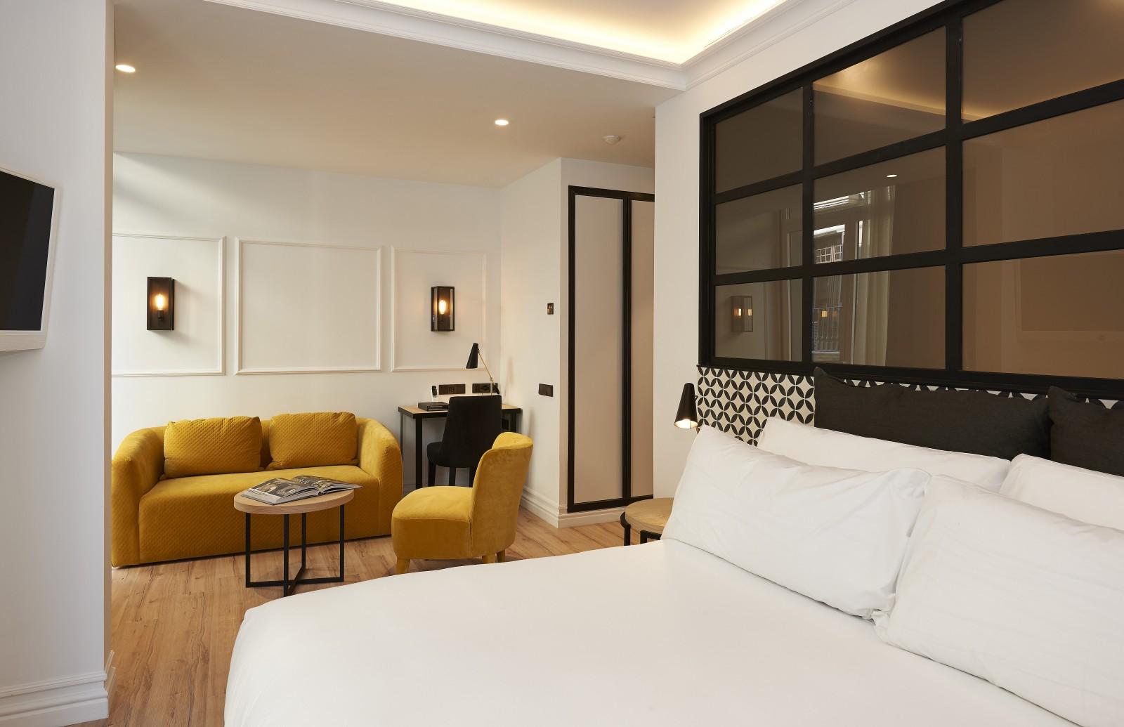 The Serras Hotel in Barcelona  Inrichtinghuiscom