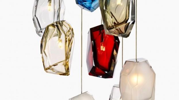 Trend Lampen met gekleurd glas  Inrichtinghuiscom