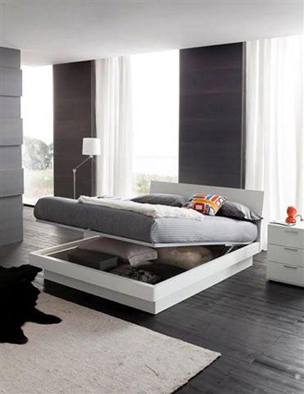 Warme moderne slaapkamer van Vittoria  Inrichtinghuiscom