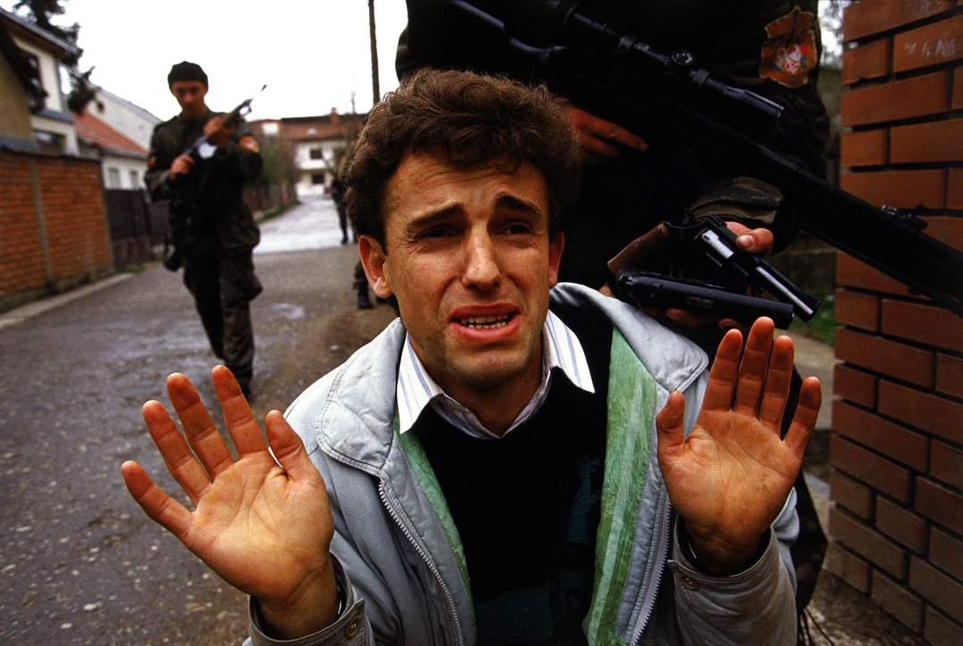 (Foto: Ron Haviv) - Krvavi Bajram u Bijeljini