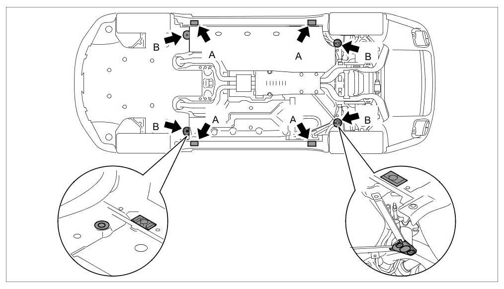 Lincoln Mark Viii Engine Diagram Lincoln Mark VIII Fuse